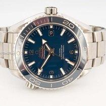 Omega Seamaster Planet Ocean Liquid Metal Titanium