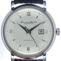IWC Mans Wristwatch Automatic