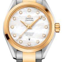 Omega Aqua Terra 150m Master Co-Axial 34mm 231.20.34.20.55.002