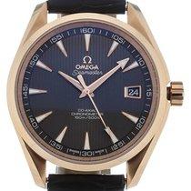 Omega Seamaster Aqua Terra 42 Automatic Chronometer