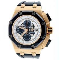 Audemars Piguet Royal Oak Rose Gold Rubens Barrichello Limited...