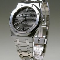 Audemars Piguet Royal Oak Black Dial, Jumbo, 41 mm