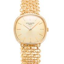Patek Philippe Watch Golden Ellipse 3548