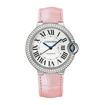 Cartier Ballon Bleu Automatic Ladies Watch Ref WE900651