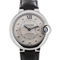 Cartier Ballon Bleu 33 Automatic Gemstone