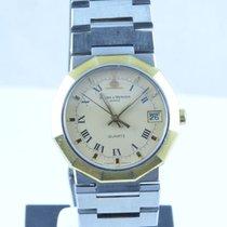Baume & Mercier Baume  Riviera Damen Uhr Stahl/gold Mit...