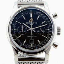 Breitling Transocean 38 Chronograph with Ocean Classic Bracelet