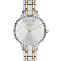 Skagen Womens Anita Crystal Watch - Two-Tone - Silver-Tone...
