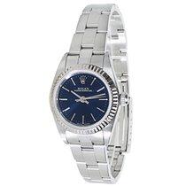 Rolex Oyster Perpetual 76094 Women's Watch in 18K White...