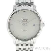 Omega オメガ (Omega) De Ville Prestige Quartz 39,5mm Co-Axial NEW