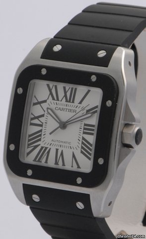 Cartier Santos 100