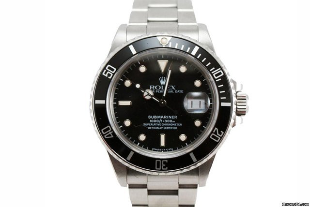 Rolex SUBMARINER 168000 SPIDER