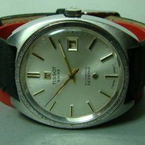 Tissot Swiss Seastar Automatic Date Wrist Watch used Antique