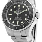 Rolex Sea-Dweller DEEPSEA Black Dial with Large Luminescent...