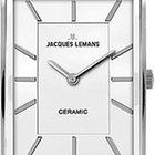 Jacques Lemans York 1-1651E Uhr Mit Keramikelementen