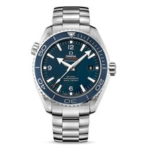 Omega Seamaster Planet Ocean 600m Co-Axial Unused