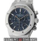 Audemars Piguet Royal Oak Chronograph 41mm Blue Dial Boutique...