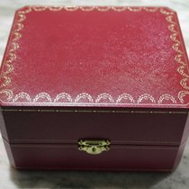 Cartier big box leather red ref.cowa51 new