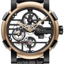 Romain Jerome Skylab 48 Red Automatic Men's Watch