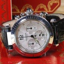 Cartier PASHA CHRONO REF. 2113 38 MM. FULL SET