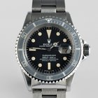 """Rolex Submariner Date Vintage """"Ghost Bezel"""""""