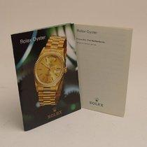 Rolex Dutch Pricelist And Catalogus 1997 Booklet