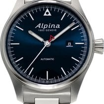 Alpina Geneve STARTIMER PILOT AL-525N4S6B Herren Automatikuhr...