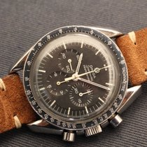 Omega speedmaster transitional vintage step dial - tritium