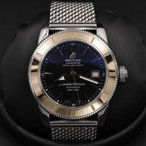 Breitling Super Ocean - Heritage - U17321 - Steel - Rose Gold...