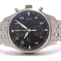 IWC Spitfire Chronograph Full Set Eu 2014