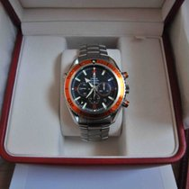 Omega Seamaster Planet Ocean Chronograph Orange 45.5mm