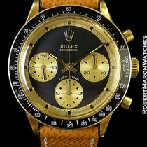 "Rolex 6241 Paul Newman Daytona 14k 1969 ""john Player..."