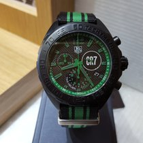 TAG Heuer F1 Cristiano Ronaldo CR7 Limited Edition
