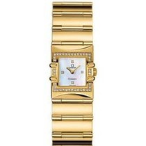 Omega 1135.76.00 Constellation Quadra in Yellow Gold with...