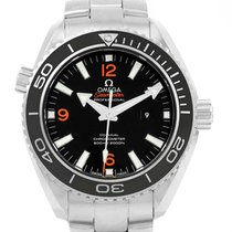 Omega Seamaster Planet Ocean 37.5 Mm Watch 232.30.38.20.01.002