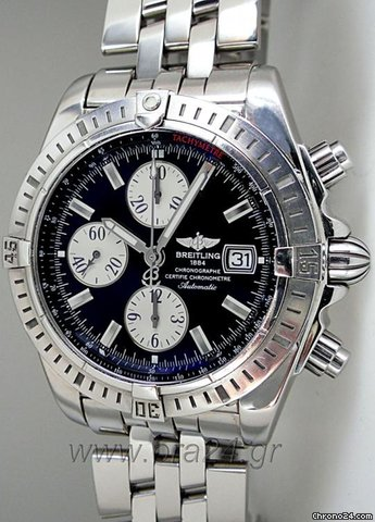 Breitling Chronomat Automatic Chronometer Chronograph 43.7mm