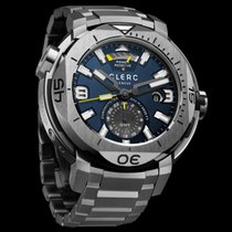 Clerc Hydroscaph GMT Power Reserve Chronometer GMT-1.B.4