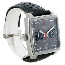 TAG Heuer Monaco Automatic Mens Limited Edition Watch Caw211b...