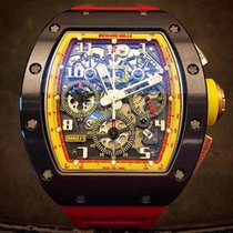 Richard Mille [NEW+SPECIAL DEAL] RM 011 Badminton Limited Ed...