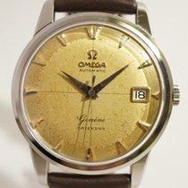 Omega Genève Calendar automatique acier, années 50