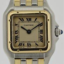 Cartier Panthére Stahl/Gold