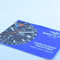Breitling Anleitung Manual Chronomat Yachting Vintage