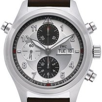 IWC Pilot Spitfire Double Chronograph IW371806