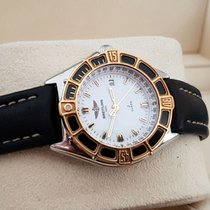 Breitling Lady J-Class Gold Steel White Dial 30 mm (1997)