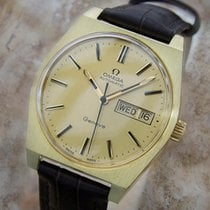 Omega Geneve Calibre 1022 Automatic 1970s Swiss Made Gold...