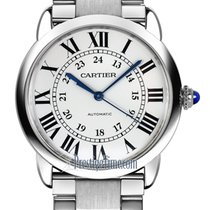 Cartier Ronde Solo Automatic 36mm wsrn0012
