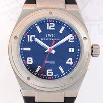 IWC Ingenieur 42mm Titan black Dial Cal. 80110 Automatic B+P