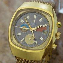 Omega Seamaster Jedi Chronograph Cal 1040automatic Original...