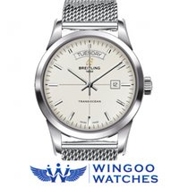 Breitling TRANSOCEAN DAY & DATE Ref. A4531012/G751/154A