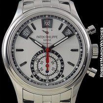 Patek Philippe Tiffany 5960/1a Steel Automatic Chronograph...